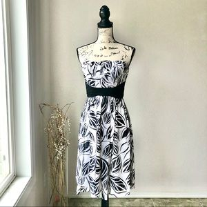 WHBM White House Black Market Tea Dress NWT